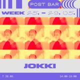 Post Bar Week - Jokki 26.05.20