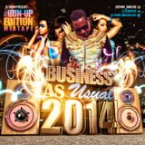 DJ Spawn - BUSINESS AS USUAL MIXTAPE 2014