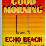 Echo Beach Radio Broadcast from Chicago, 08-21-15