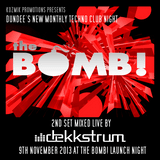 Live at The Bomb! Launch Night 9th November 2013