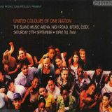Marvellous Cain & Mickey Finn One Nation 'The United Colours of One Nation' 27th Sept 1997