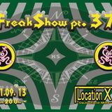 DJ Herb - Live at FreakShow pt. 37 (21.09.2013 @ Anne Ecke / Kassel)