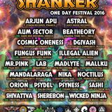 Orion Project - Boom Shanker (One Day Festival), Goa - 30.12.16