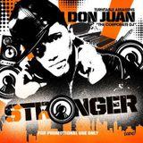 DJ Don Juan - Stronger CD