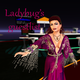 The Guest List of the month at LCC with music chosen by LadyBug (Mixed by DJ PJ)