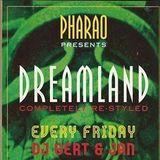 Pharao Dreamland DJ Gert 28-10-1995  Cassete!!