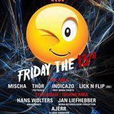 THÔR (NL) ft. Lick N Flip (DE) @ Friday The 13th Psychedelic Klub July 13th 2018
