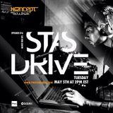 Stas Drive - Koncept @ Proton radio (2.05.2015)