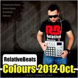 RelativeBeats - COLOURS 2012 Oct. (Dj Mix)