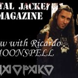 40/2016 Pila Naopako – Interview with Ricardo from Moonspell, news, new songs,…. 23.10.2016.