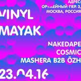 nakedape @VinylMayak Session 23/04/216