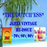 Jazzy Vintage Re-Issue 70's 80's 90's