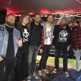 Hard Rock Hell Radio -  The Greenroom with Massive Wagons - 6th February 2018 - Week 34