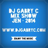 Dj Gabry C - Mix Show Jen 2014