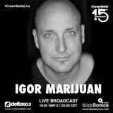 IGOR MARIJUAN @ ENTER. STAGE - CREAMFIELDS BUENOS AIRES - NOV 2015
