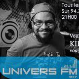 """""""Kiffer vos Jeudi"""" #5    Univers FM    by DJ Phenom"""