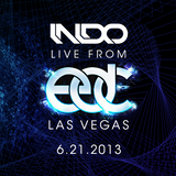INDO LIVE @ EDC Vegas 2013