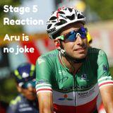 Stage 5 Reaction: ARU is NO JOKE!