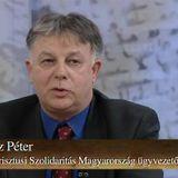 A krisztusi szolidariásról -  Víz Péter