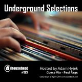 Underground Selections #123 - Paul Rags Guest Mix