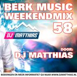 Berk Music Weekendmix 58 (mixed by Apres Ski DJ Matthias)