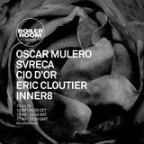 Oscar Mulero - Live @ Boiler Room, Berlin (15.04.2015)