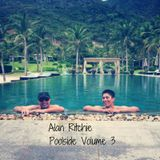 Poolside Volume 3 Mixed & Blended by Alan Ritchie