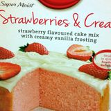 The Big G's Strawberry Cream Cake - Cakemix 008 - 08-05-2015