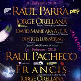 Jorge Orellana - Live @ CarnavalTechno [14.02.2015]