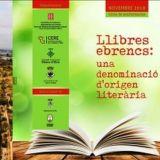 Llibres ebrencs: una denominació d'origen literària.