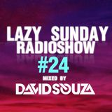 Lazy Sunday Radioshow #024 (Novembro) 2015) mixed by David Souza