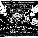 Night Train Cocktail Lounge #20. 05.11.15. Hasil Adkins Tribute. Guest: J. T. Dockery