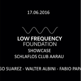 Walter Albini live @ Schlaflos Club 170616 - Low frequency foundation showcase