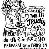 RADIOZOIDE émission n°14 en écoute sur Radio Fréquence Paris Plurielle e 8 mars 2017