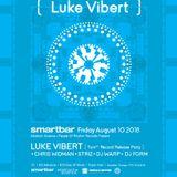 Striz live @ Smartbar with Luke Vibert 8/10/18