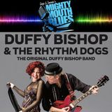 Oogie & Amanda's Mighty Mouth Blues visit with Duffy Bishop and Chris Carlson.