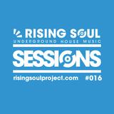 Rising Soul Sessions #016 // Matt Firenzi