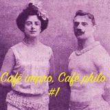 """Café impro, Café philo #1 """"Le spectateur initié"""""""