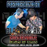 Blazer & AK-Cornerstone Promo Mix