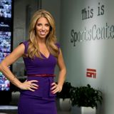 ESPN's Sara Walsh talking work, sports and her husband's bromance