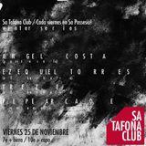 Angel Costa at Sa Tafona Club 25.11.2016