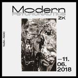 Episodio treinta ● Modern Psychonautics, Pau ZK
