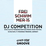 Freischwimmer 15 DJ Competition- DJ NESI