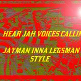 Hear the Voices Calling Jay One Turntable LegsMan Style 30 3 2017