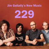 Jim Gellatly's New Music episode 229