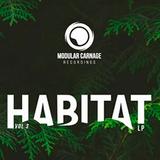 Habitat LP Vol.3 - Continuous Album Mix by Bone