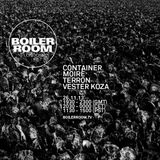 Container (Live PA) @ Boiler Room London - 26.11.2013