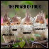 The Power of Four - A Skyecatcher Leven Carmont & DJ Bombshell Collab