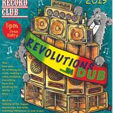 Record Club April 2019 - Revolutions in Dub