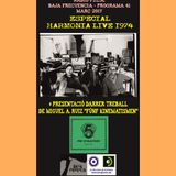 41- BAIXA FREQÜÈNCIA -HARMONIA LIVE 1974